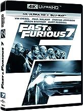 Fast & Furious 7 (4K Ultra HD) [Blu-ray]