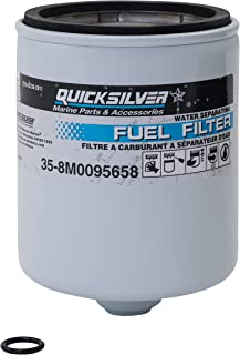 Quicksilver 8M0095658 Water Separating Fuel Filter Kit - Verado V-6 Outboards