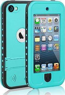 meritcase Waterproof Case for iPod 7 iPod 5 iPod 6, Waterproof Shockproof Dirtproof..