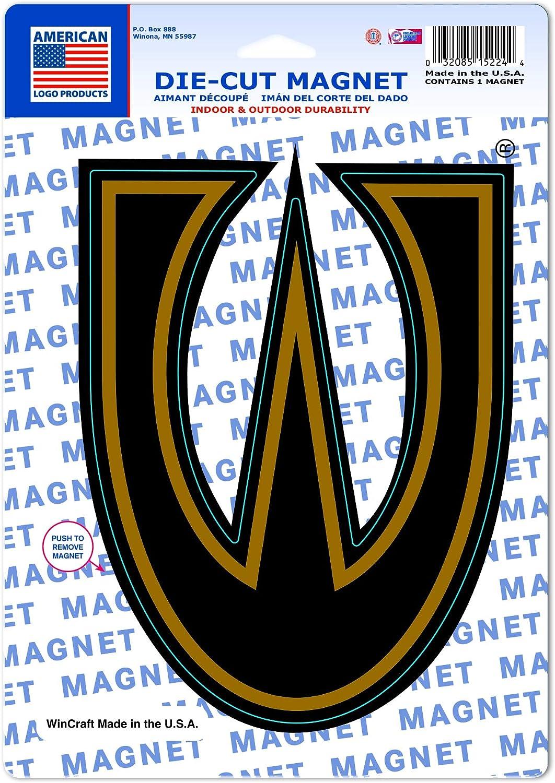 WinCraft Emporia State Hornets Official NCAA 6  x 9  Car Refrigerator Magnet 6x9 152244