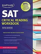Kaplan SAT Critical Reading Workbook (Kaplan Test Prep)
