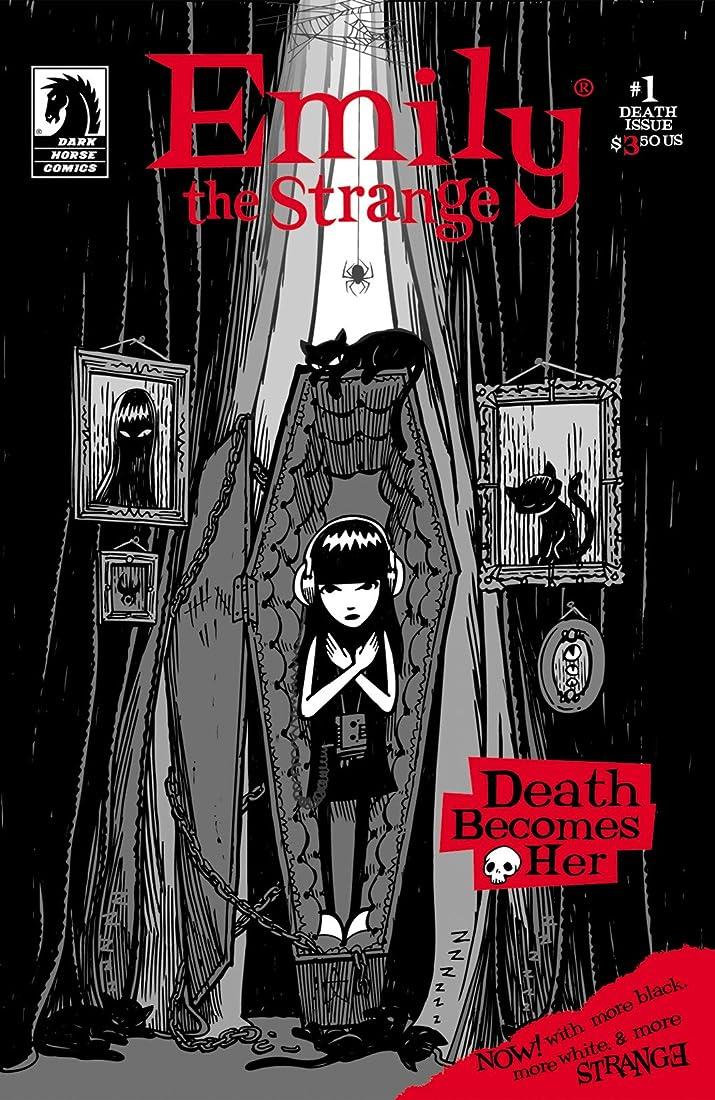 肝病気場合Emily the Strange #1: The Death Issue (English Edition)