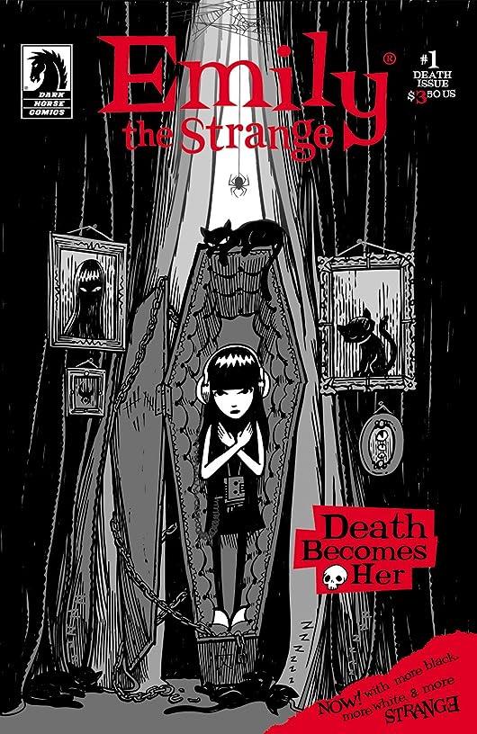 残り物メリー熟読するEmily the Strange #1: The Death Issue (English Edition)