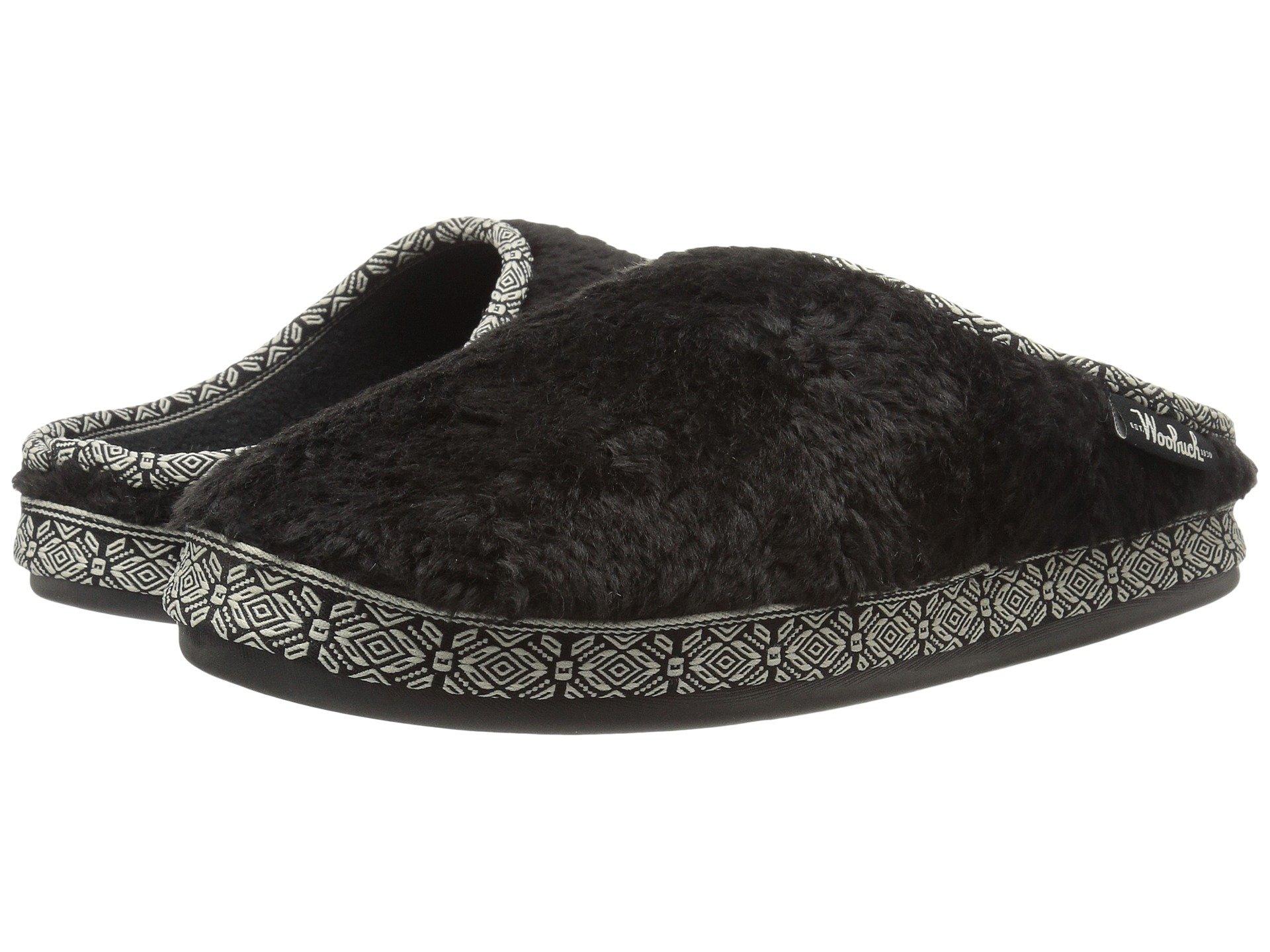 Zapato de Descanso para Mujer Woolrich Whitecap Mule  + Woolrich en VeoyCompro.net