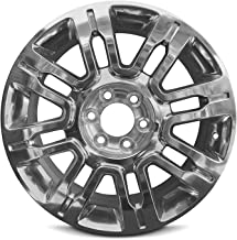 Road Ready Car Wheel For 2010-2014 Ford Expedition 20 Inch 6 Lug Aluminum Rim Fits R20 Tire - Exact OEM Replacement - Full-Size Spare