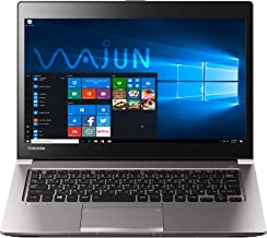 Toshiba Laptop R63/wajun XR PC Bag Set/13.3 Type/MS Office 2019/Win 10/Core i5-5300U/Webcam/HDMI/Bluetooth/WIFI/8GB/512GB SSD (Refurbished)