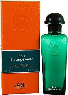 Hermes Eau D'Orange Verte Eau De Cologne Natural Spray, 3.3 oz.