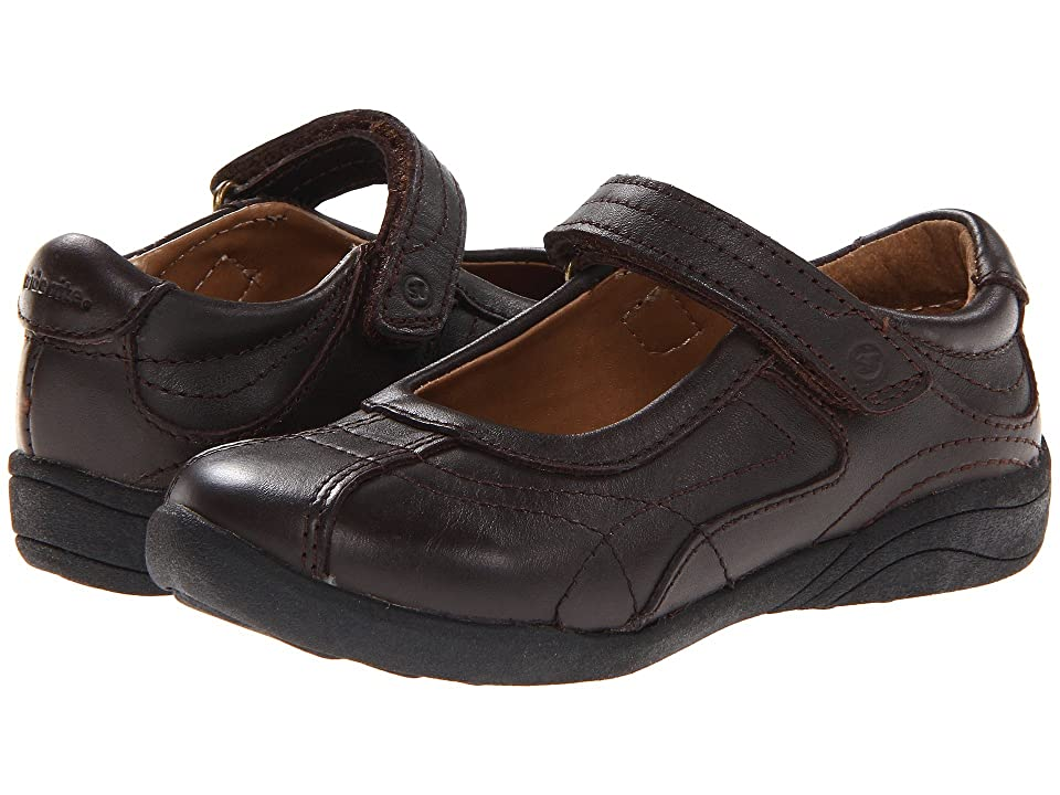 Stride Rite Claire (Little Kid/Big Kid) (Brown) Girls Shoes