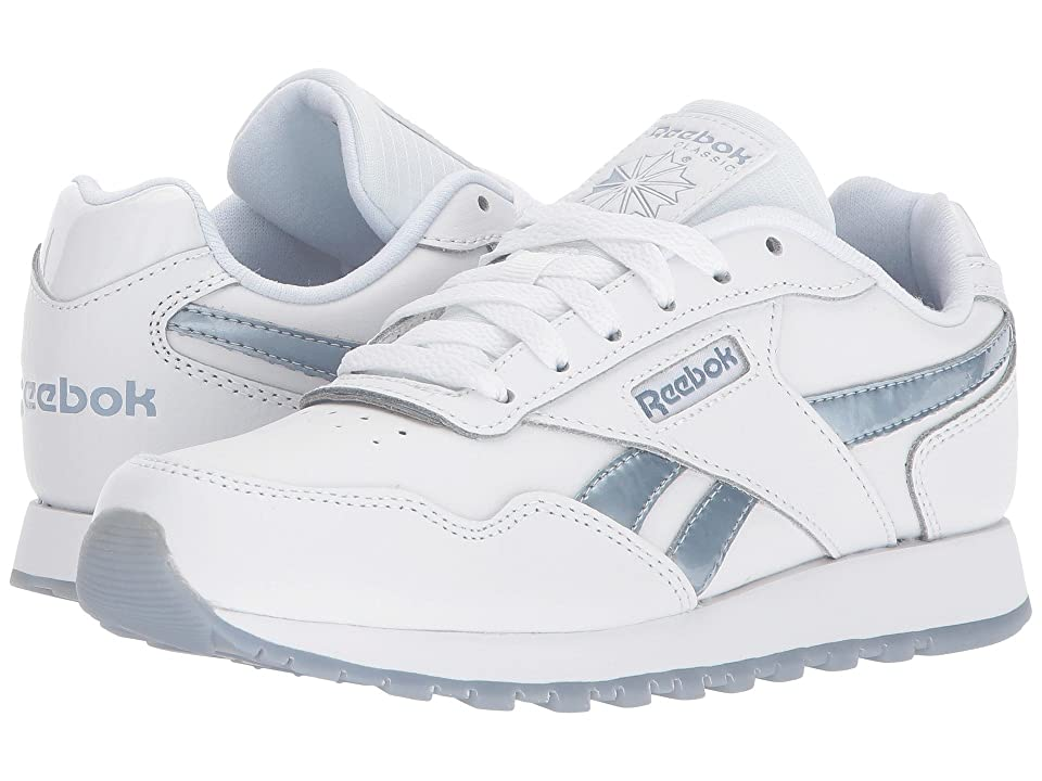 Reebok Classic Harman Run (White/Rain Cloud/Frostbite Metallic) Women