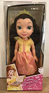 Disney Princess Toddler Belle Jakks 14 Beauty and The Beast