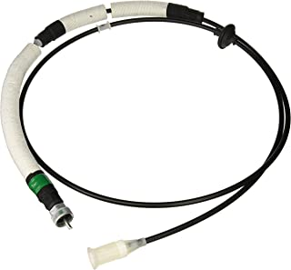 Lokar SP-1504U Speedometer Cable with Black Housing for Early Ford