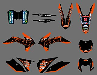 Best ktm rc 200 graphics kit online Reviews
