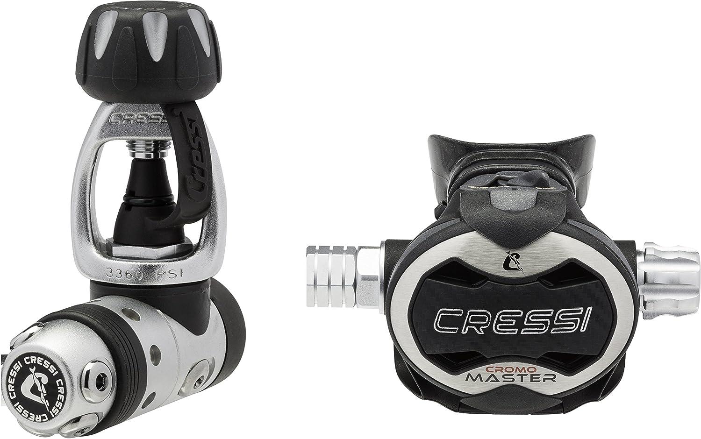 Cressi ! Super beauty product restock quality top! AC10V Master Regulator Cromo Ranking TOP2 Yoke