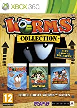 Worms Collection (Xbox 360) Xbox 360 by Mastertronic