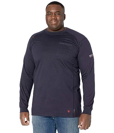 Ariat Big Tall FR Air Crew T-Shirt