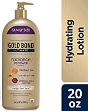 Gold Bond Ultimate Radiance Renewal for Visibly Dry Skin Lotion, 20 Ounce