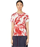 Sportmax - Cadine Cotton Printed T-Shirt