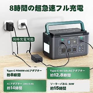 Joyzis ポータブル電源 270000mAh/1000Wh BR1000
