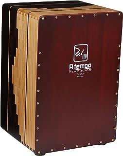 A Tempo Percussion Tocador Flamenco Cajon with bag