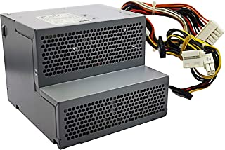 280W Power Supply Replacement for Dell Optiplex GX520 GX620 740 745 755 210L 320 330/ Dimension C521 3100C GX280 (P/N: MH596 MH595 RT490 NH429 P9550 U9087 X9072 NC912 JK930)