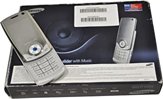 Samsung Ultra Edition Ii Sgh U700 Factory Unlocked 3G Mobile Phone International Version Metallic Silver
