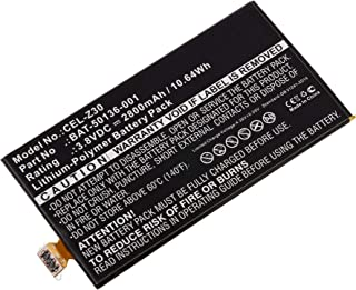 Cordless Phone Replacement Battery for BlackBerry - Leap