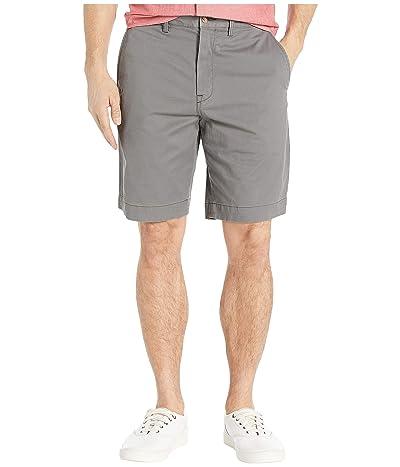 Polo Ralph Lauren Classic Fit Stretch Chino Short (Norfolk Grey) Men