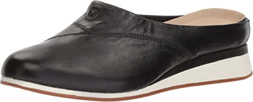 Hush Puppies Wohommes Wohommes Evaro Mule, noir Leather, 06.5 W US  abordable