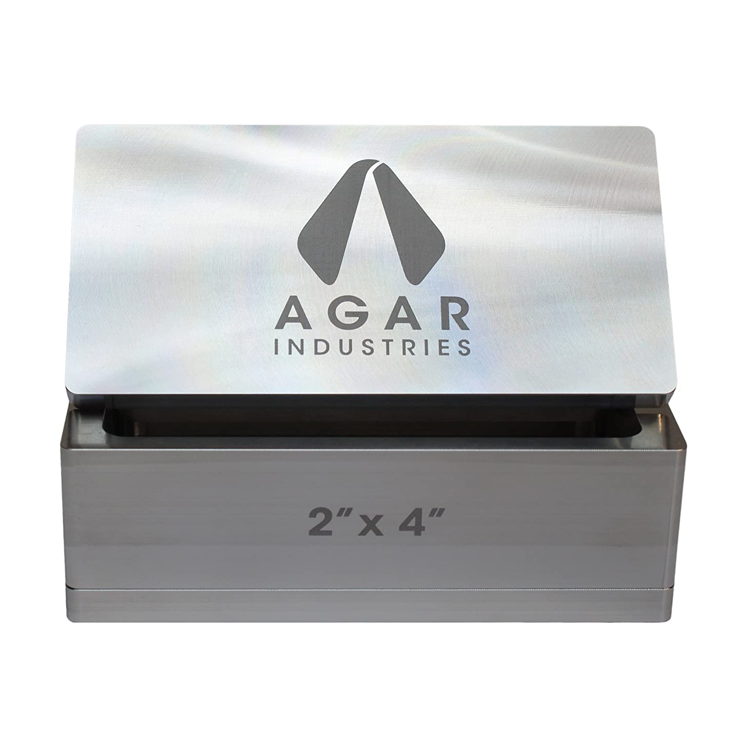 Agar Industries Rosin Pre Press Mold for DIY Solventless Extraction & Pressing - 2