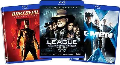 Daredevil / League of Extraordinary Gentlemen / X-Men