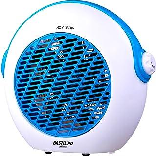 Bastilipo TVC-2000C Termoventilador, Azul, 1000/2000W-Tvc-2000C