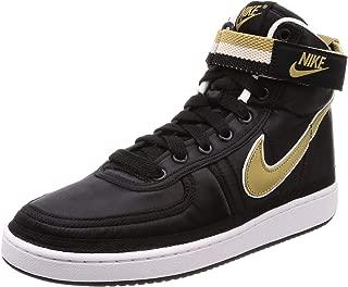 Best nike vandal high supreme black white men's shoe Reviews