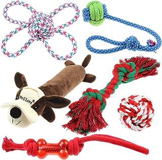 Well Love Juguetes para perro,juguetes para masticar,cuerda