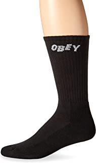 OBEY CLOTHING Men's OBEY JUMBLED SOCKS