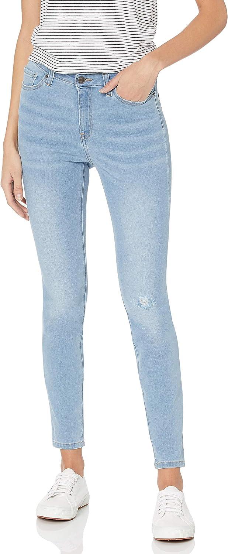 Amazon Essentials Women's Mid-Rise Skinny Jean