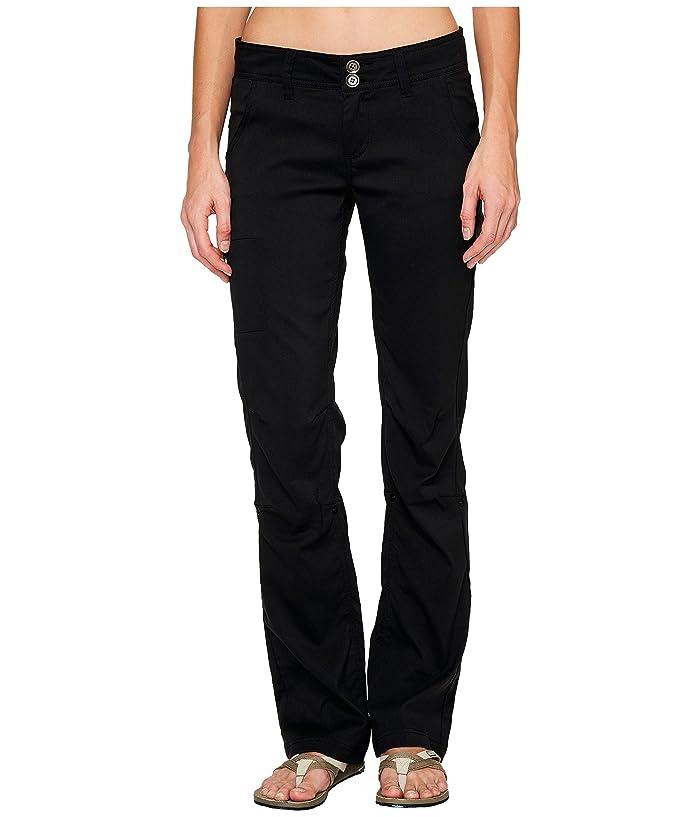 Prana Halle Pant (Black) Women's Casual Pants