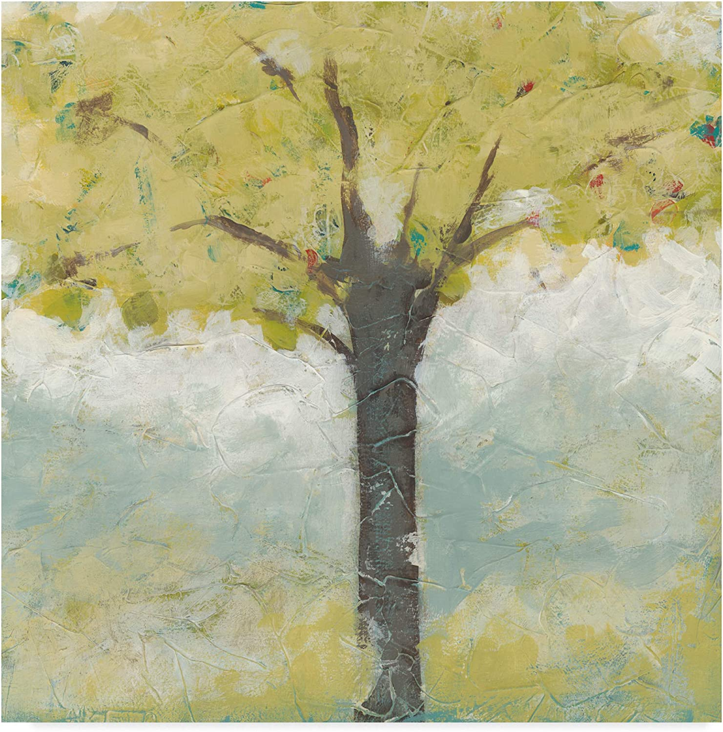 Trademark Fine Art Spring Arbor II by June Erica Vess, 14x14
