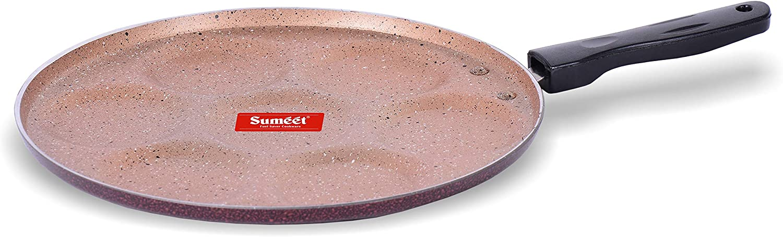 Sumeet Nonstick Austin Mall Granite Finish Multi Snack Phoenix Mall - Cavity 26 Maker 7