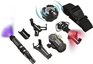 SpyX Micro Gear Set - 4 Must-Have Spy Tools Attached to an Adjustable Belt. Jr Spy Fan Favorite & Product of The Year. Perfect Addition for Your spy Gear Collection!