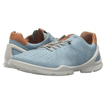 ECCO Biom Street Sneaker (Indigo 3 Heifers Leather) Women