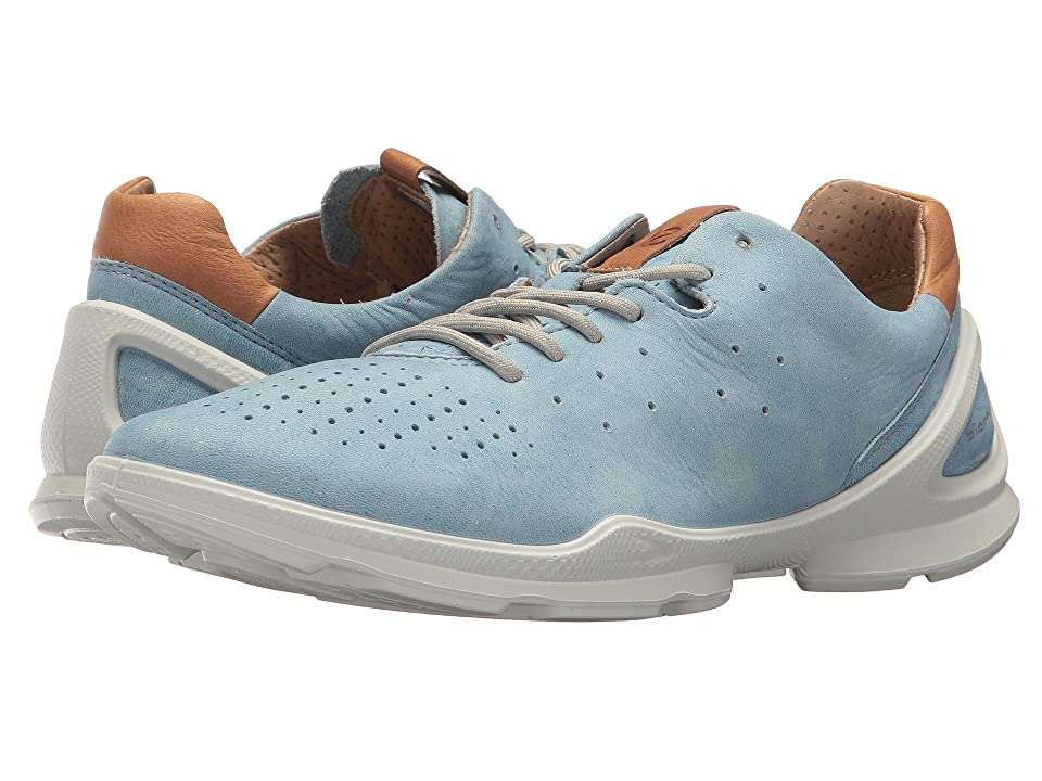 ECCO Biom Street Sneaker (Indigo 3 Heifers Leather) Women