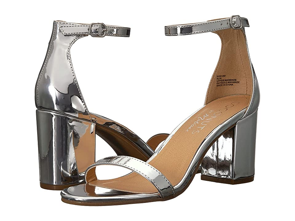 Matisse Alia (Silver) High Heels