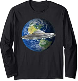 Earth Bound UFO T-Shirt