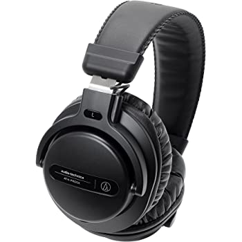 audio-technica ダイナミック密閉型ヘッドホン ブラック ATH-PRO5X-BK