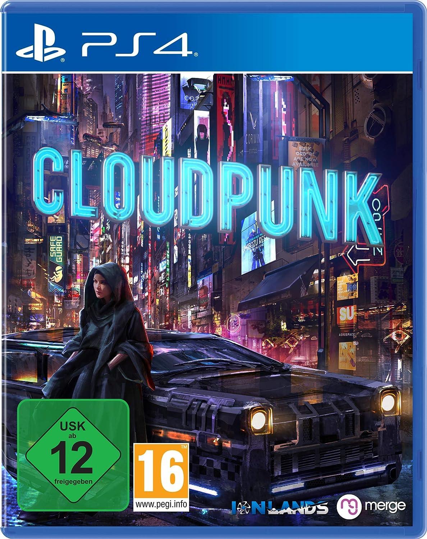 Cloudpunk Super intense SALE Superior PS4