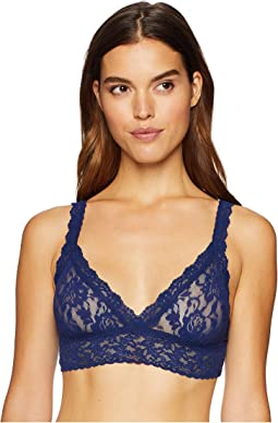 Signature Lace Crossover Bralette 113