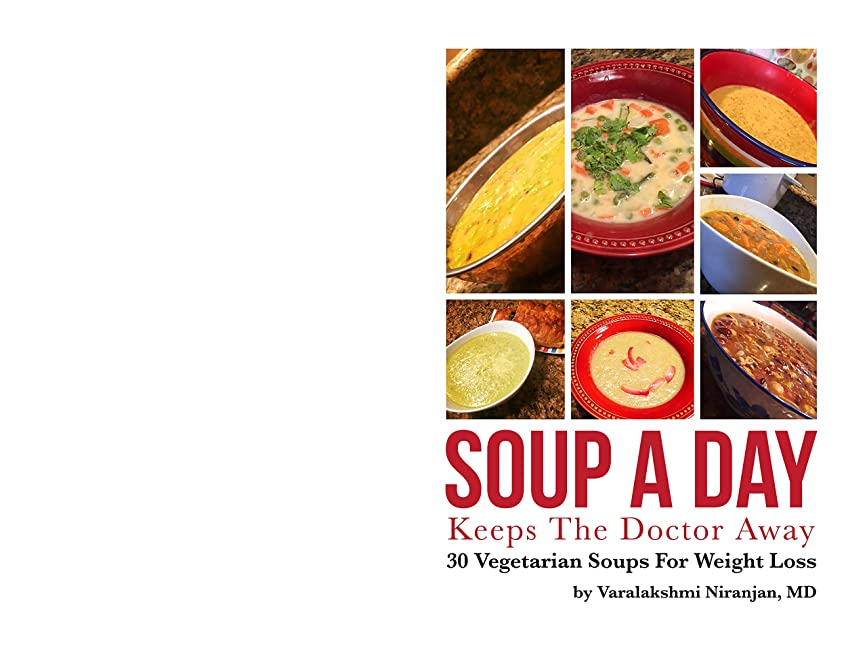 SOUP A DAY- Keeps The Doctor Away (English Edition)