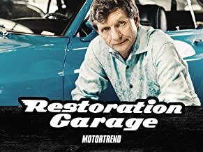Restoration Garage Season 5