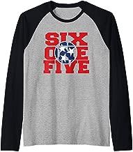 Love Nashville Tennessee Area Code 615 Volunteer State Gift Raglan Baseball Tee