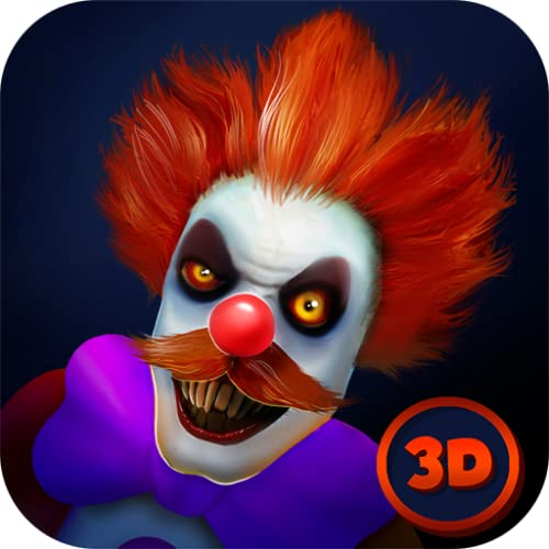 Scary Killer Clown – It Attack Creepy